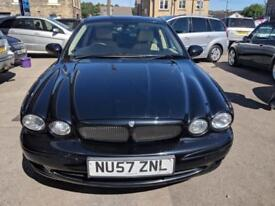 Jaguar X-TYPE 2.0D S 4 door - 2007 07-REG - 11 MONTHS MOT