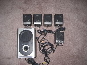 Altec sound system