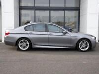2015 BMW 5 Series 2.0 520d M Sport 4dr
