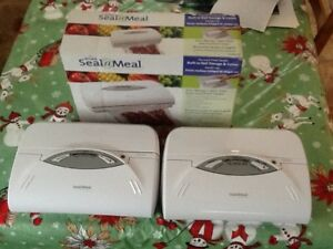 Seal A Meal  [ food saver ] Buy two and get one free