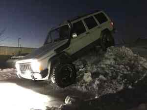 1996 jeep xj country 4.0 high output