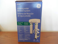 """""""NEW""""  GE WATER FILTRATION SYSTEM"""
