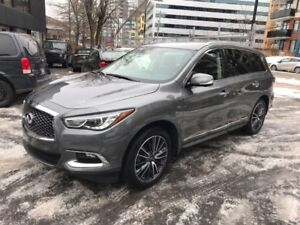 INFINITI QX60 FULLY LOADED 1 OWNER