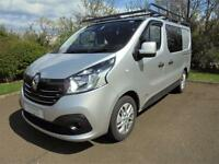 Renault Traffic Campervan