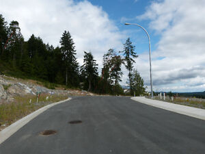 Building Lot in a Sublime new Ladysmith Neighbourhood