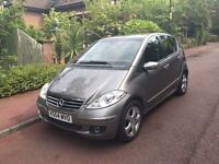 MERCEDES A170 AVANTGARDE SE 2005 5 DOOR 5 SPEED FULLY LOADED