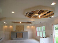 Skilled Drywall Professionals 20 Years Experience- Great Rates