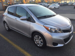 2012 Toyota Yaris LE ! Price reduced !