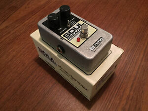 Electro-Harmonix Soul Preacher compressor/sustainer