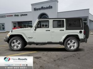2018 Jeep Wrangler Unlimited Sahara 4x4  - Leather Seats - $292.