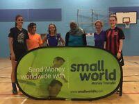 Women Futsal team