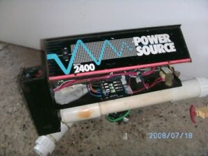 Power Source Hot Tub Motor and Pump