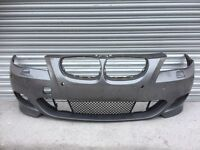 Bmw e60 front genuine bumper m sport