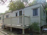 Delta Nordstar cheap static caravan at Beauport, Hastings. Private sale