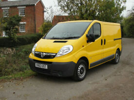 2013(63) VAUXHALL VIVARO CDTI (115ps) EcoFLEX (EU 5) - FSH - FINANCE ARRANGED -