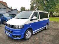 2007 Volkswagen Transporter 1.9 TDI PD CAMPER / DAY VAN NO VAT PANEL VAN Diesel