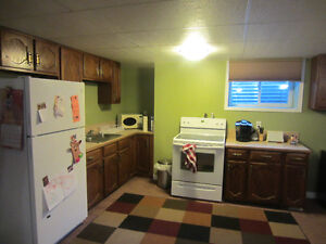 $950 ALL UTILITIES INCL - EAST END BASEMENT SUITE