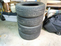 P275/65/R18 Tires for sale. Almost new.