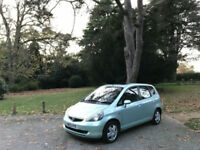 2003 Honda Jazz 1.4i-DSI SE 5 Door Hatchback (1 Lady Owner From New)