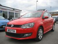 Volkswagen Polo 1.2 ( 60ps ) 2012MY Match