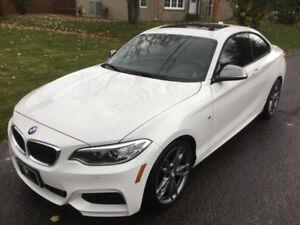 BMW M240i Xdrive (incitatif 6500$) Doit sortir!!!
