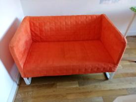 IKEA knopparp 2 seaters sofa