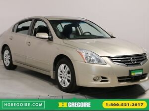 2010 Nissan Altima 2.5 S A/C TOIT CUIR MAGS