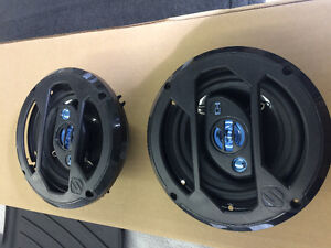 SCOSCHE 6.50in 3-Way Triaxial Speakers
