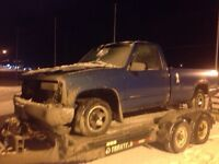 1998 Gmc 1500 2wd parting out everything works 167000km