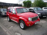 Jeep Cherokee 3.7 V6 auto Limited