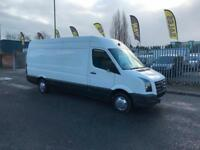 Volkswagen Crafter full service history low miles