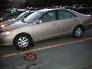 2004 Toyota Camry Sedan LE 4 CYL, WESTERN ''NO RUST''