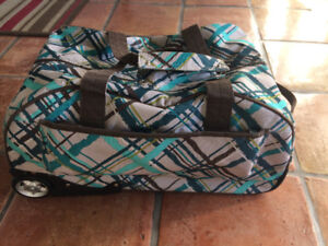 Thirty- One Duffle/Carry On with Wheels