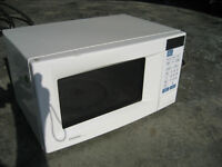 Small Danby Microwave Oven