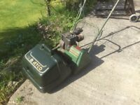 Classic lawn mower