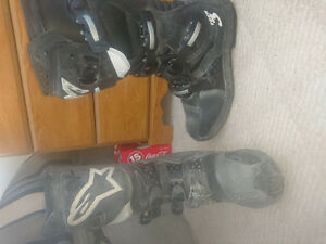 Alpine star tech 3 Dirtbike boots for sale