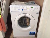 Indesit 7kg smart washer (BRAND NEW)