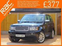 2007 Land Rover Range Rover Sport 4.2 HSE Sport Supercharged 384 BHP 6 Speed Aut
