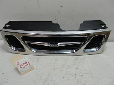 Used saab 9 5 grilles for sale 1999 2001 saab 9 5 1995 sedan aero oem factory grille upper radiator used sciox Images