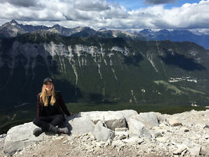 ISO room for September 1st Canmore/banff