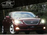 2006 56 LEXUS LS 4.6 460 SE-L 4D AUTO 376 BHP