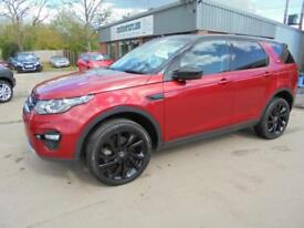 Land Rover Discovery Sport LUX HSE 2.2SD4 Auto (190ps). From £553.94 per month.