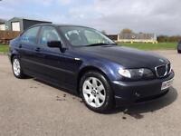 2003 BMW 3 Series 1.8 316i SE 4dr