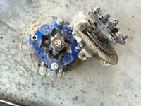 Kit Hub/knuckle avant suzuki ltr 450