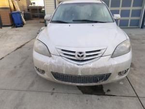 04 Mazda 3 sale/trade