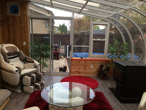 EYE CATCHING...! SOLARIUMS, SUNROOMS, AND PATIO COVERS. Strathcona County Edmonton Area image 2