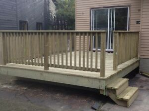 D.O.C.  Fences and Decks- taking spring bookings Edmonton Edmonton Area image 2