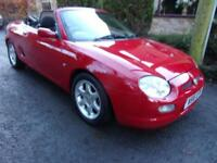 MG/ MGF MGF 1.8i 2000 W Low Mileage PRESTON