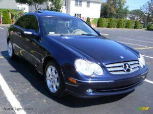 Beautiful Mercedes CLK 320 2003 low milage for sale