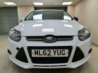 Ford Focus 1.6 TDCi Zetec White £20 Road Tax 76MPG DIESEL WARRANTY 12 MONTHS MOT